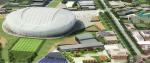 le projet du Grand Stade en image