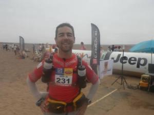 une semaine d'épreuves sur le Marathon des Sables 2012