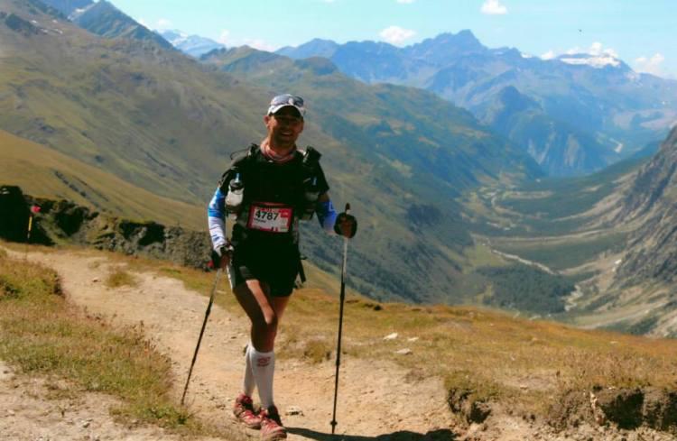 sur les sentiers autour du Mont-Blanc