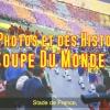 Des Photos & des Histoires – Coupe du Monde98